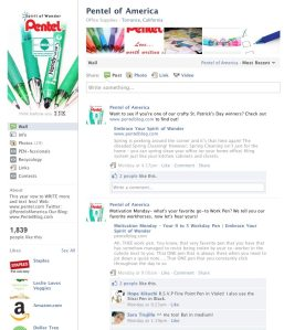 PentelFacebook